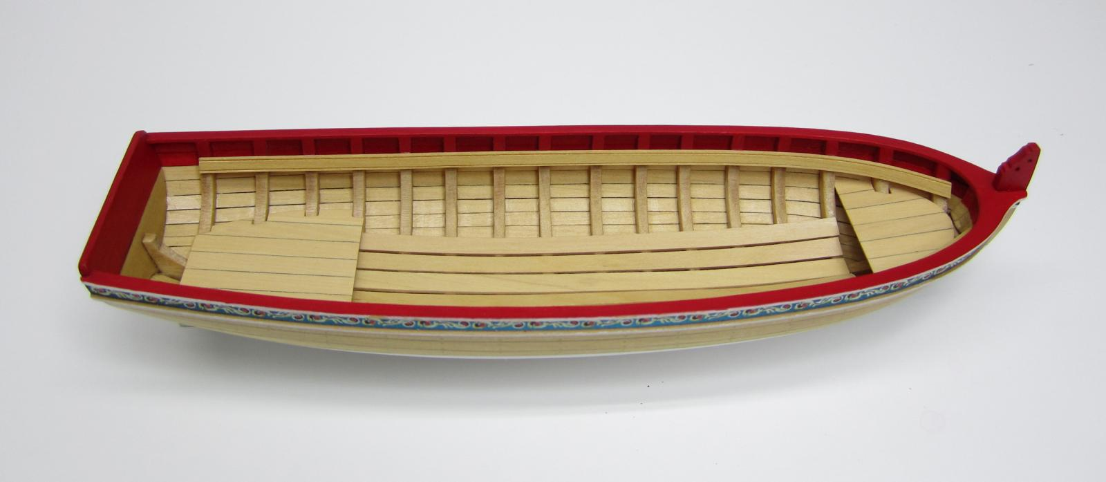 how to make ship model at home