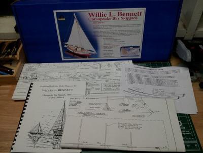 Willie L Bennett Chesapeake Bay SkipJack 1. Documentation.jpg