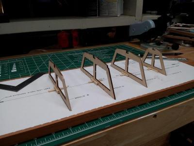 Willie L Bennett Chesapeake Bay SkipJack 4. Build Molds In Place.jpg