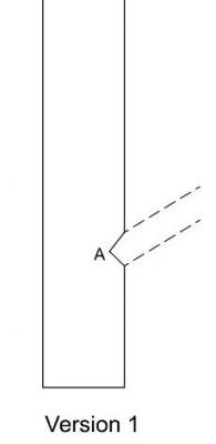 diagonals of a square meet at right angles to ships keel