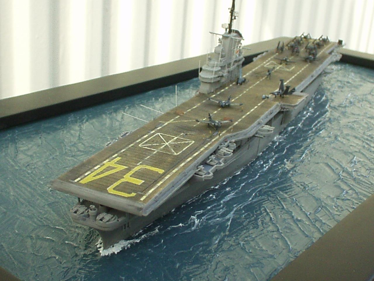 ... carriers Woo Hoo! - Plastic model kits - NRG's Model Ship World