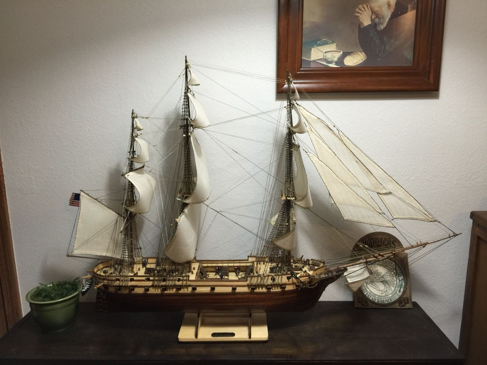1:84 USS Constellation by AL Completed 1/17/15