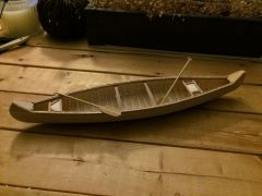 Indian Girl Canoe (First Build)