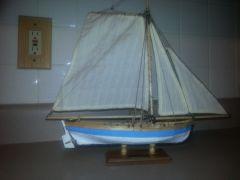 Bounty's Jolly Boat