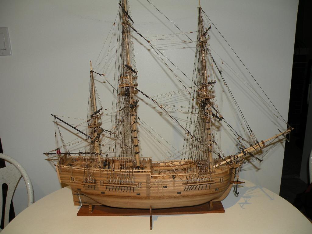 HMS Endeavour Corel 1:50