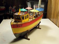 M&M Fun Ship by Popeye the sailor