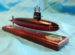 USS BARBEL SS 580
