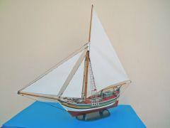 A2. Aegean Tserniki vessel with Penna rigging