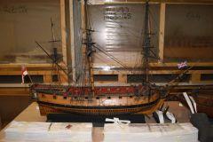 20 gun frigate from 1719-33