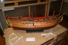 90 gun ship to 1706 establishment.