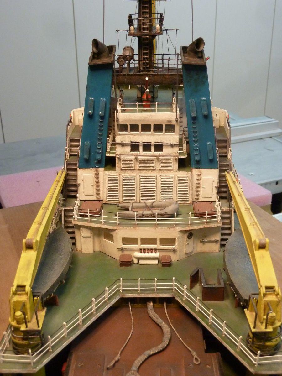 Smit Rotterdam Model Build