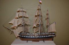 USS Constitution - Revell - 1:96