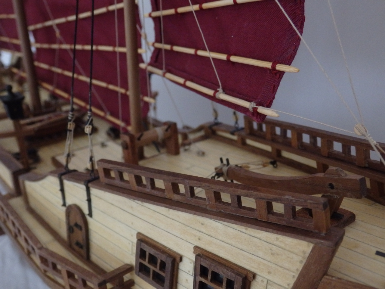 Red Dragon By Upstateny Artesania Latina Scale 160 Model Ship