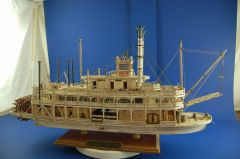 Delta River Co. riverboat