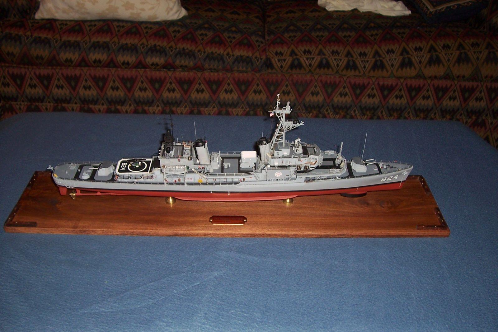USS Basilone (DD-824), Blue Jacket Shipcrafters, 1:192 scale
