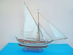 Tserniki vessel of Mykonos Island