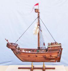 Mediterranean Cog, 1343