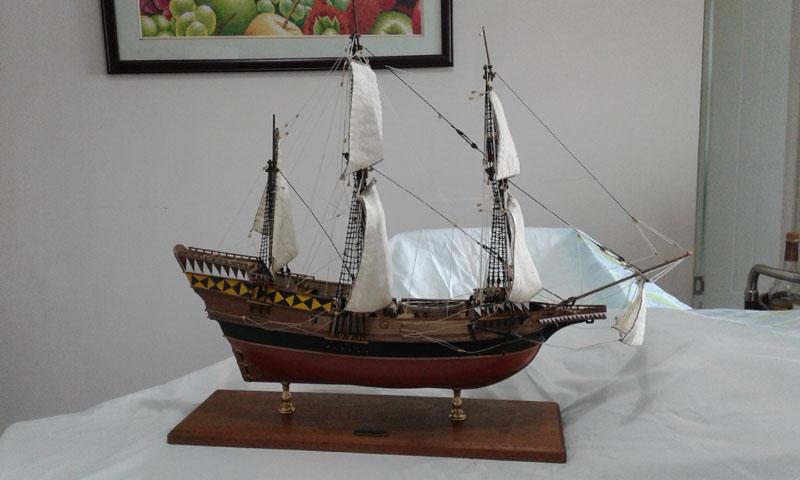 Mayflower by AL