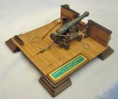 Mantua  – 18th Century French Naval Gun