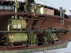 Boilers and 2-cylinder engine