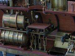 Boilers and bridge