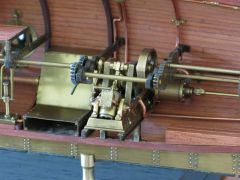 2-cylinder engine and air pump