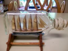5masted schooner