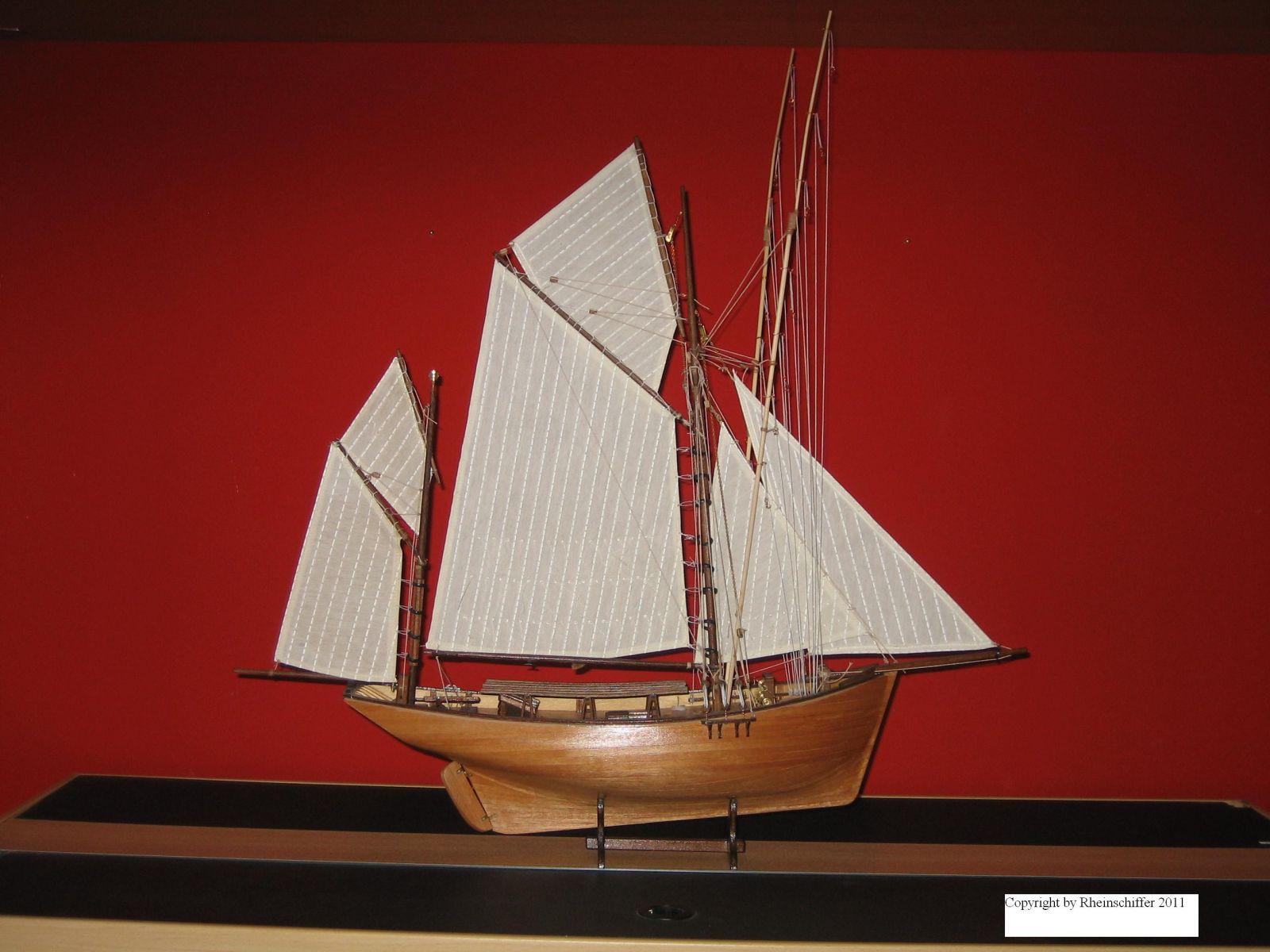 Marie-Jeanne 1: 50 Billing Boats Kit