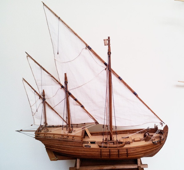 Portuguese Caravel By Muzzleloader