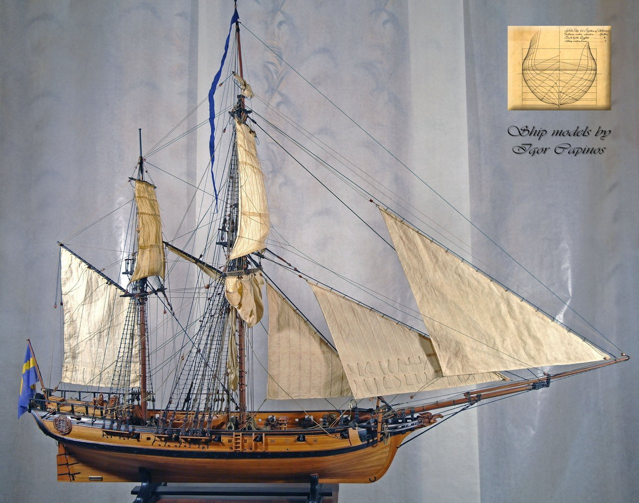 Swedish privateer