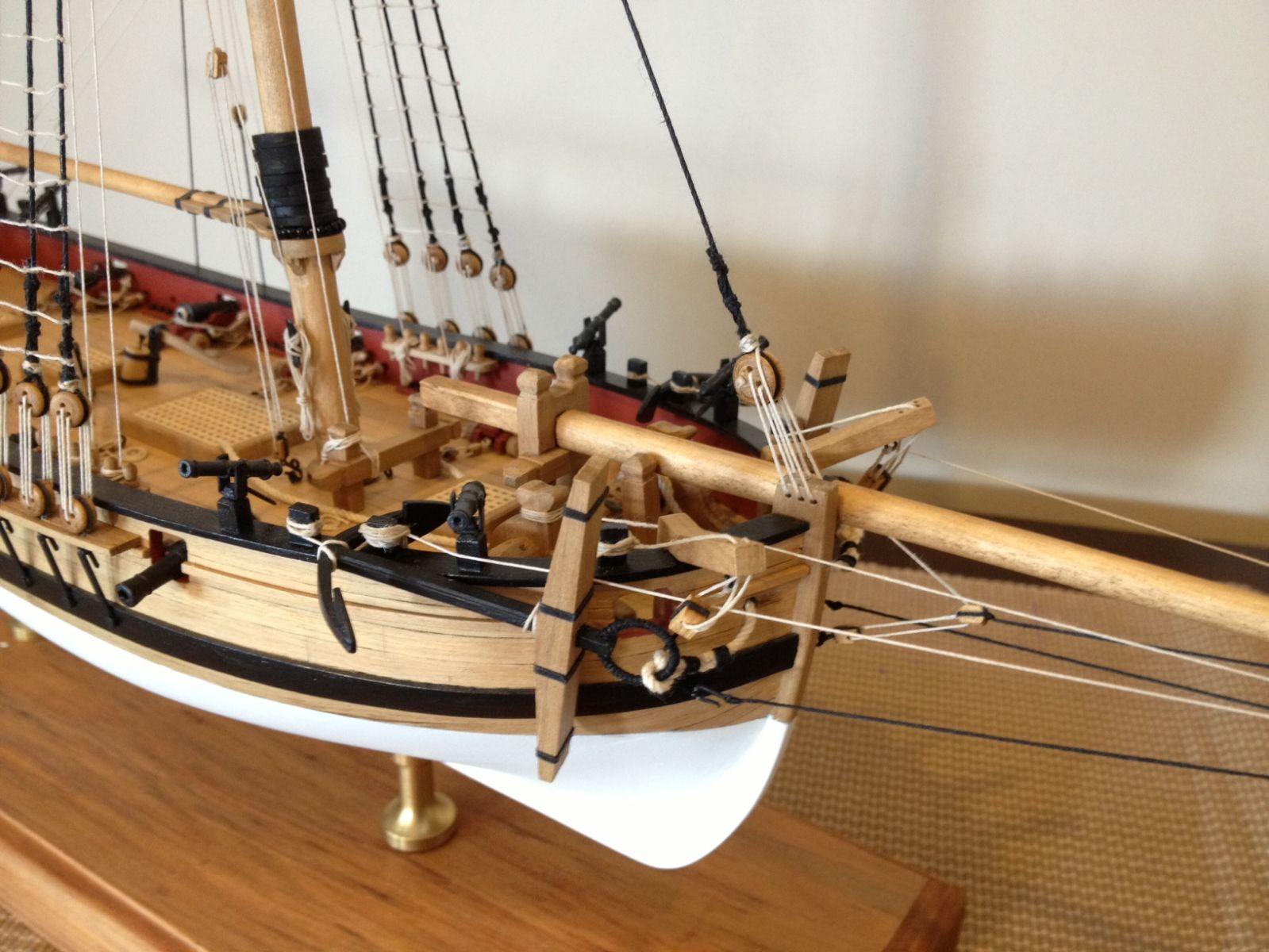 HM Cutter Sherbourne 1763