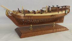 Halifax of 1768 by Dave B - Lauck Street Shipyard