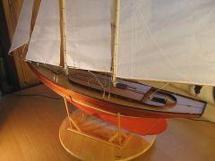 RC-schooner Excalibur