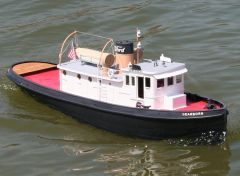 """""""Dearborn"""", a 1932 Ford Tugboat"""