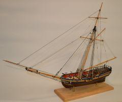 Armed Virginia Sloop 1768 - Jim Lavelle