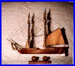 Pirate brig