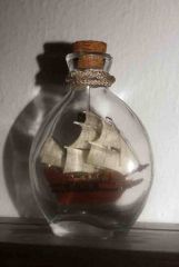 Ships in Bottles by DSiemens