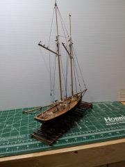 """""""Phantom"""" 1868 NY Pilot Boat - By SkerryAmp"""