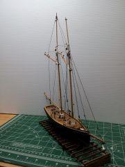 Phantom 1868 NY Pilot Boat 62. Phantom Complete 7