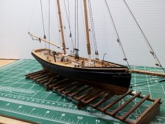 Phantom 1868 NY Pilot Boat 59. Phantom Complete 4