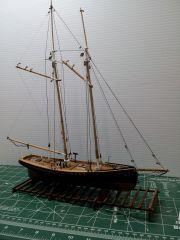 Phantom 1868 NY Pilot Boat 65. Phantom Complete 10