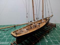 Phantom 1868 NY Pilot Boat 61. Phantom Complete 6