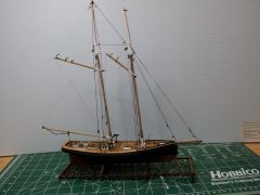 Phantom 1868 NY Pilot Boat 58. Phantom Complete 3