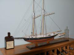 Benjamin W Latham, port side