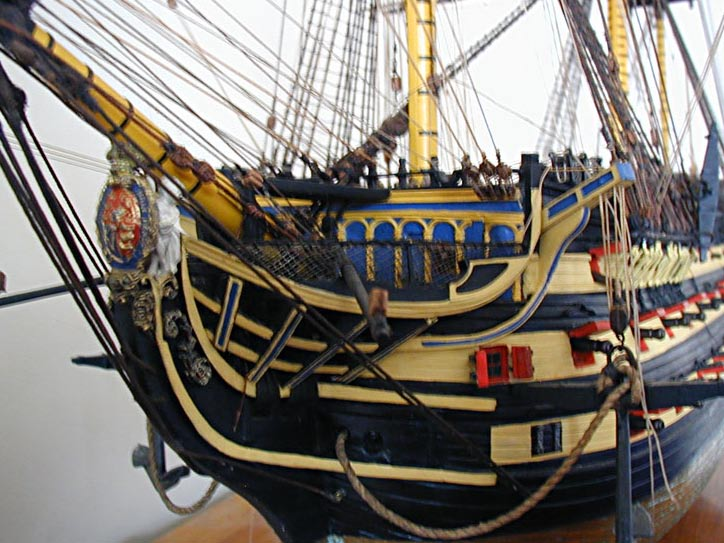 HMS VICTORY (Mamoli)