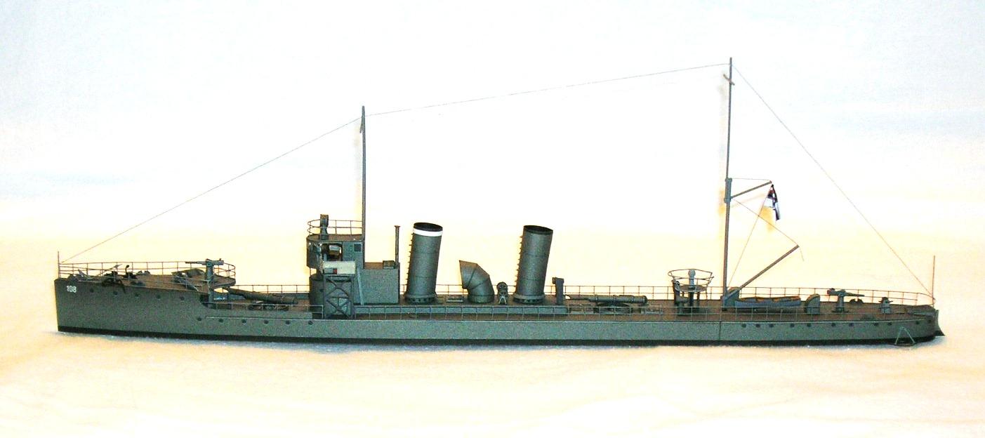 v108 port side