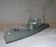 Torpedo Boat V108, German Imperial Navy 1914