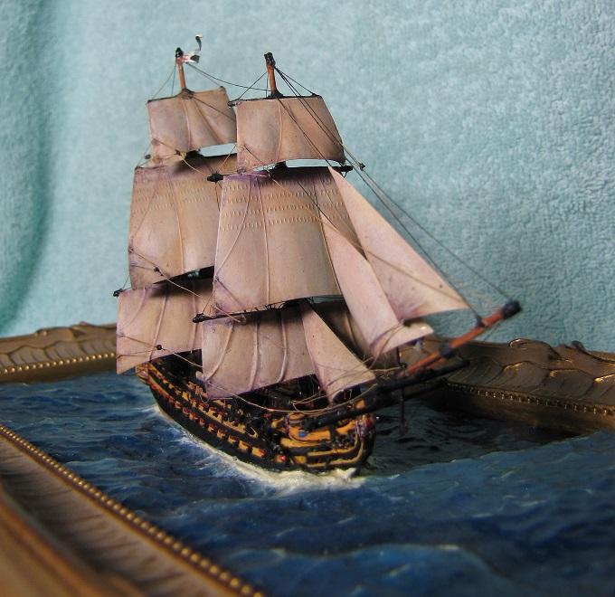 1/700 HMS Victory by Meridian Trafalgar