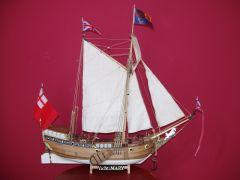 Yacht Mary by Mamoli