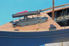 Gun   from port
